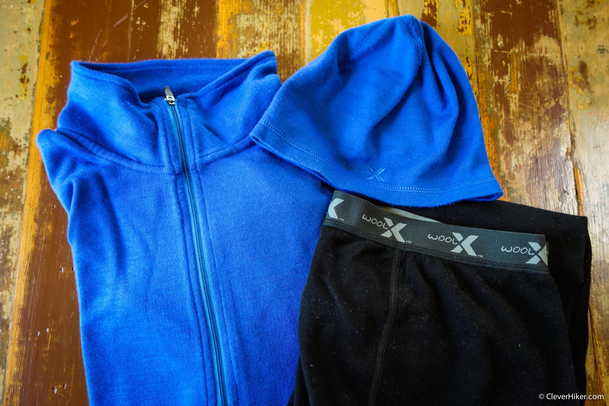 woolx clothing