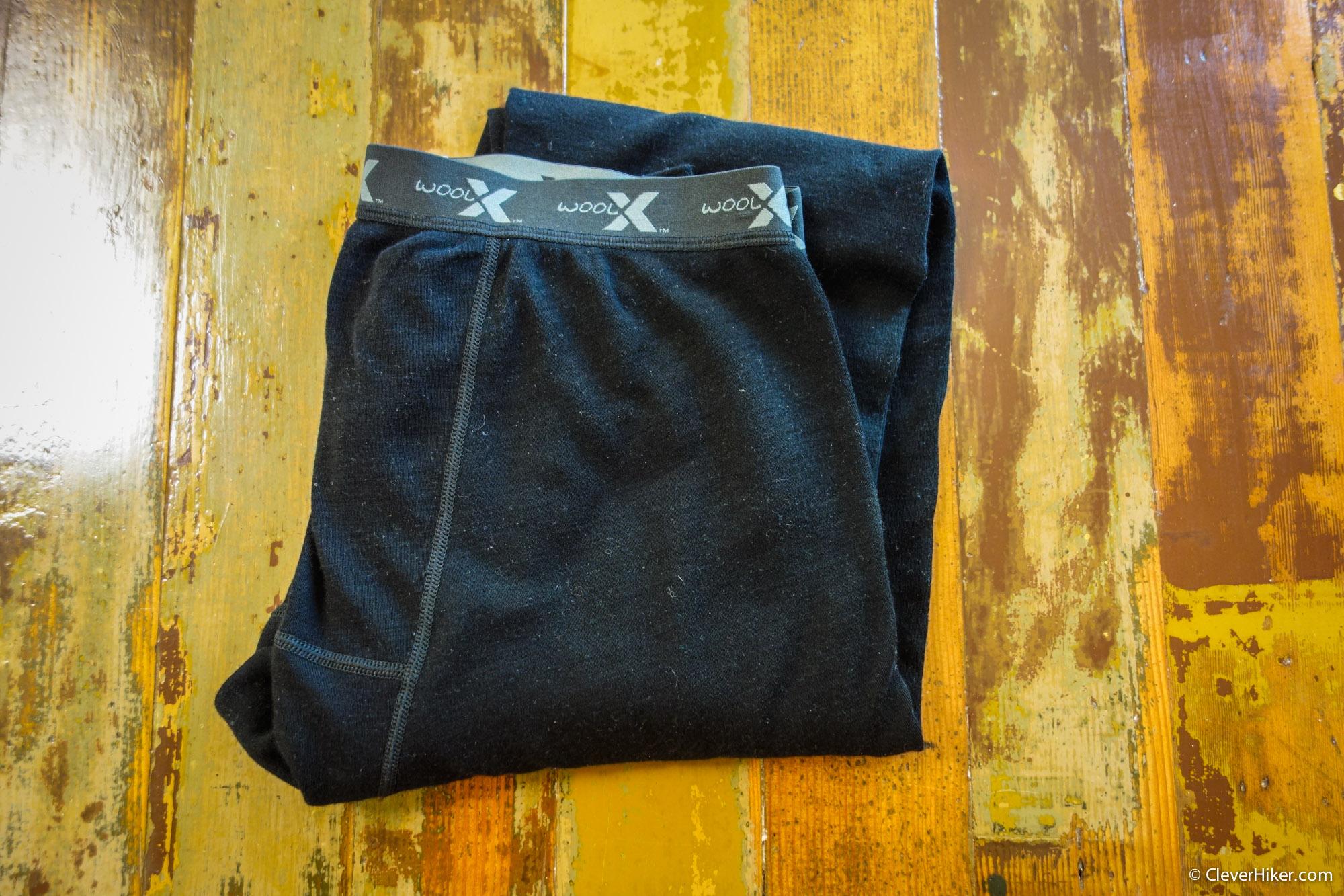 woolx pants