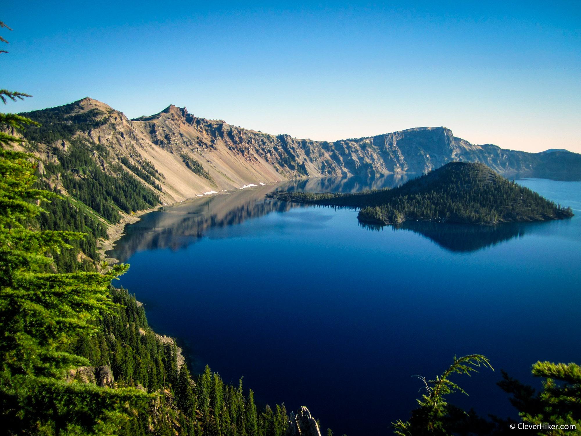 PCT - Crater Lake