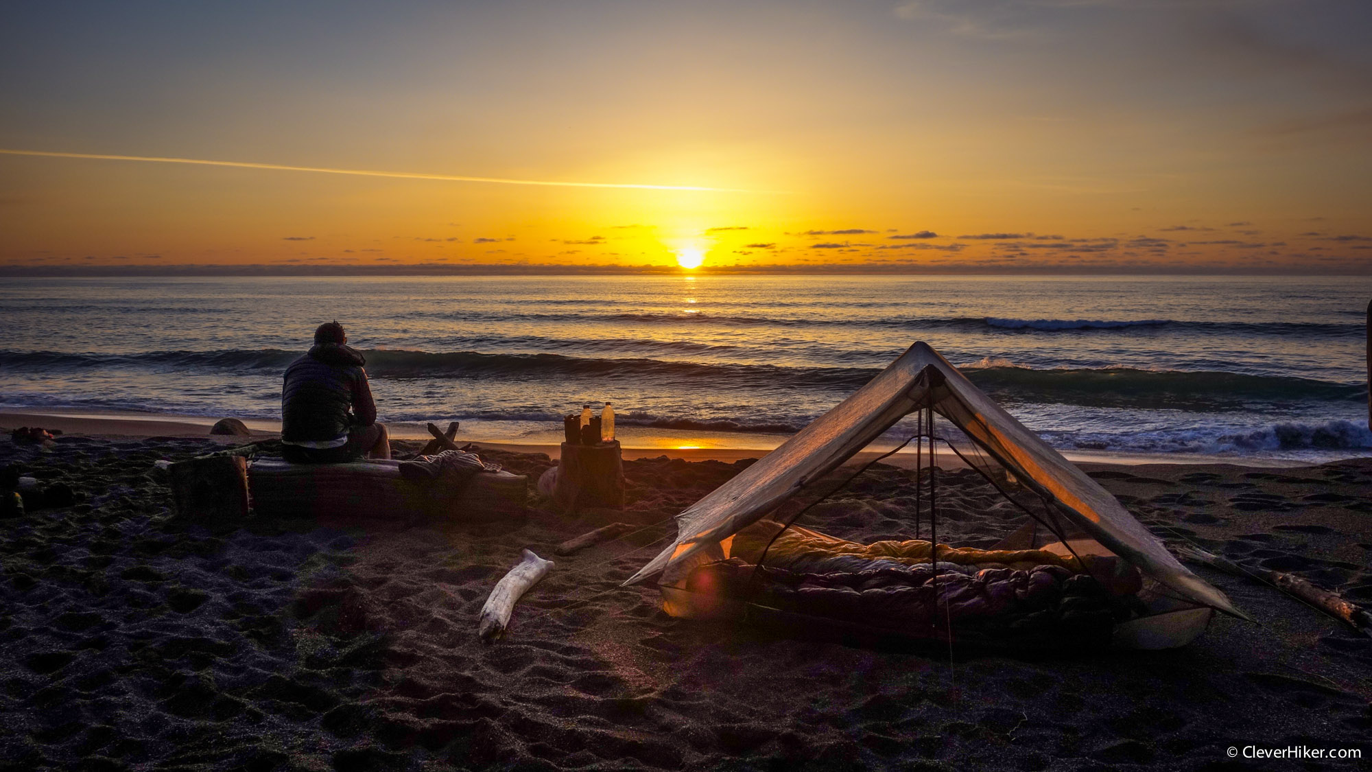 ZPacks Duplex Tent - Oregon Coast Sunset