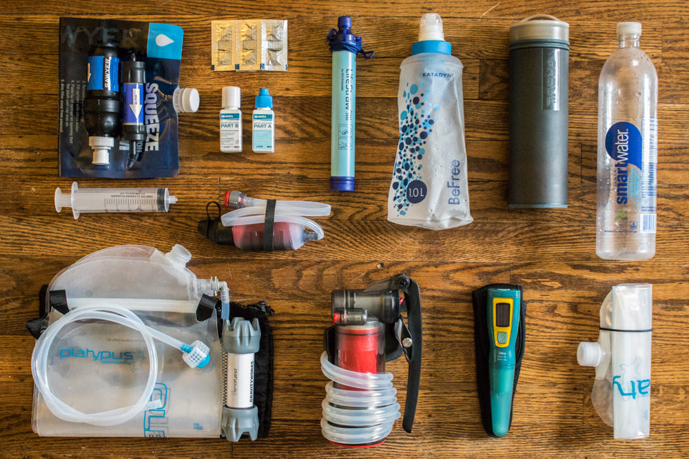 10 Best Backpacking Water Filters of 2021 — CleverHiker
