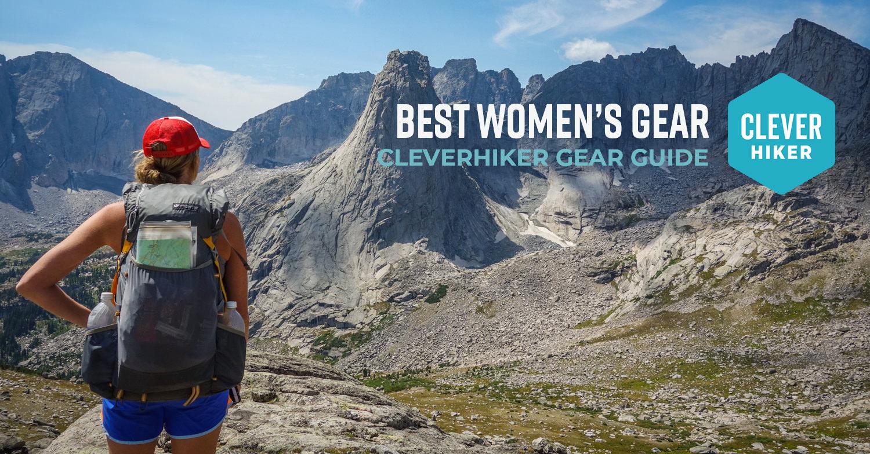 Best Women's Backpacking Gear of 2021 — CleverHiker