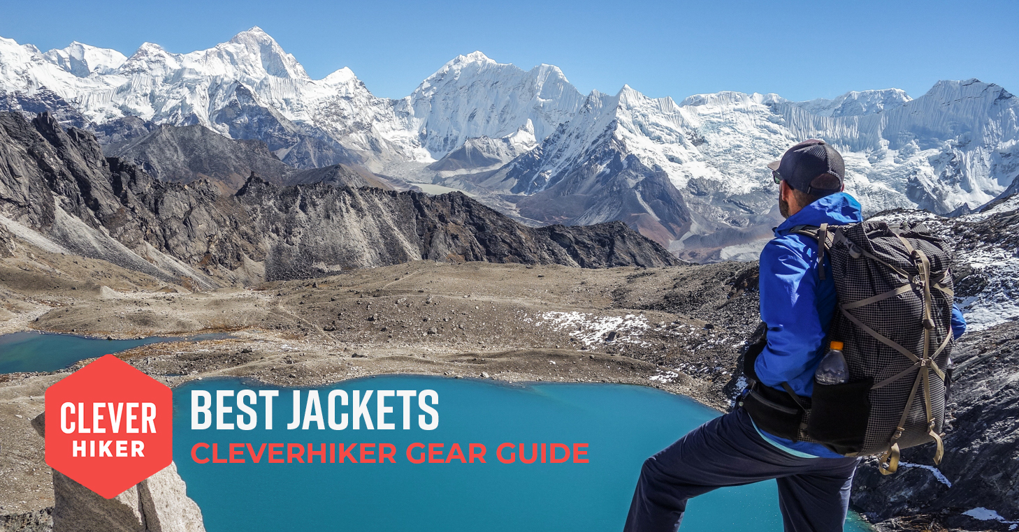 Best Rain Jacket 2019 Best Backpacking Rain Jackets & Down Jackets 2019 — CleverHiker
