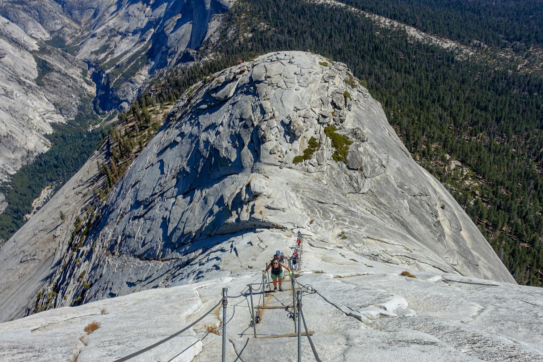 Half Dome Hiking Guide - Yosemite National Park — CleverHiker