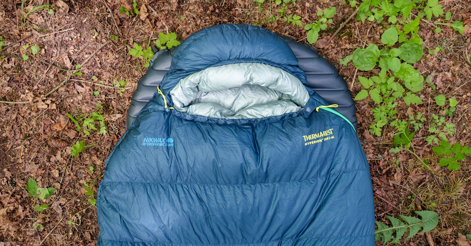 Therm A Rest Hyperion 20 F Sleeping Bag