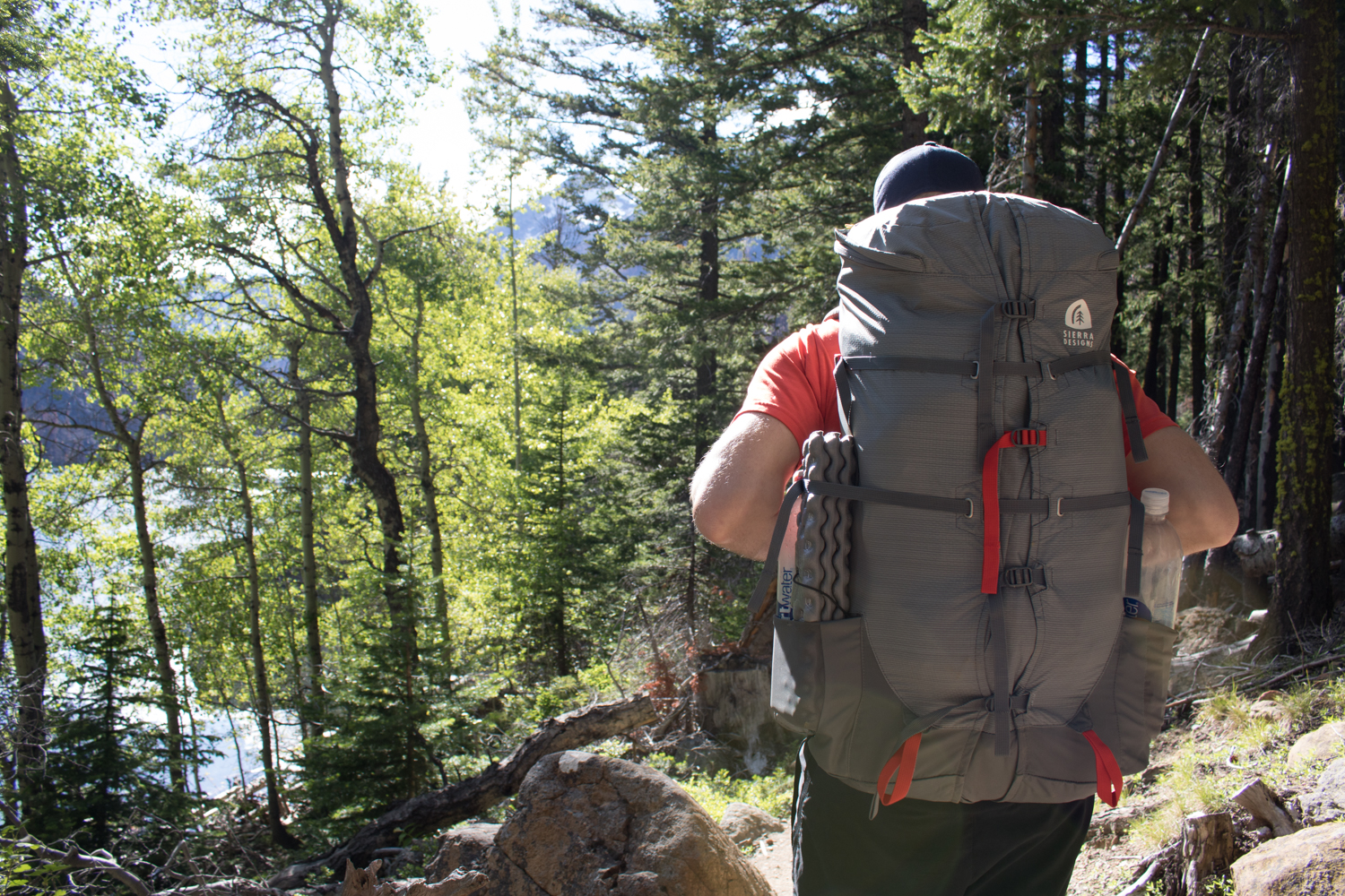 the  Sierra Designs Flex Capacitor  backpack is a quality budget option.
