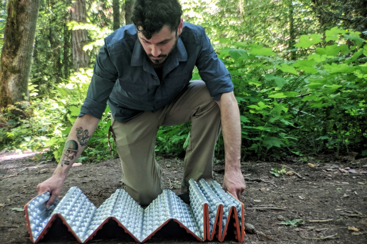 NEMO Switchback Sleeping Pad Review — CleverHiker