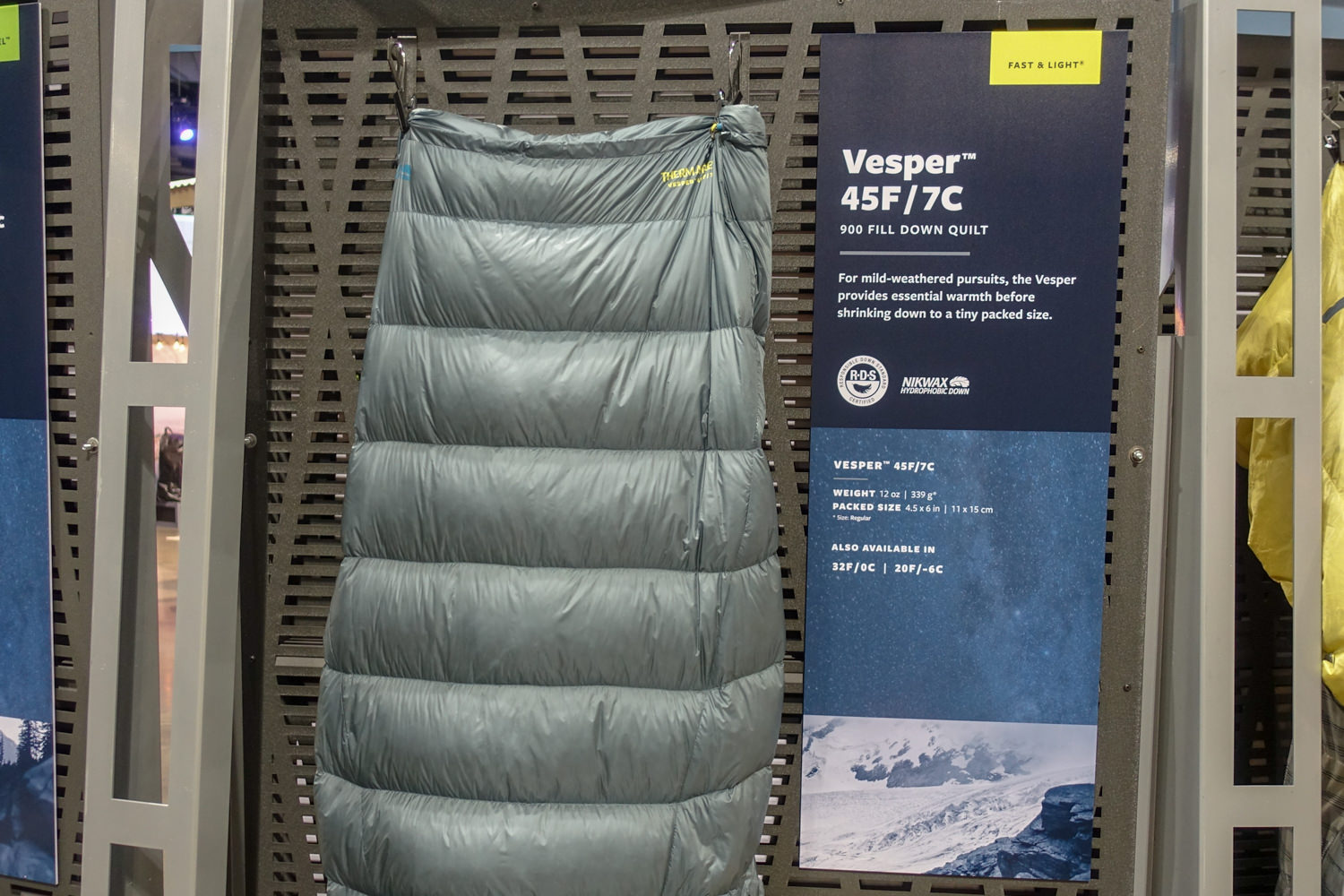 Best Sleeping Bags 2020 35 New and Exciting Products From Outdoor Retailer 2019 — CleverHiker