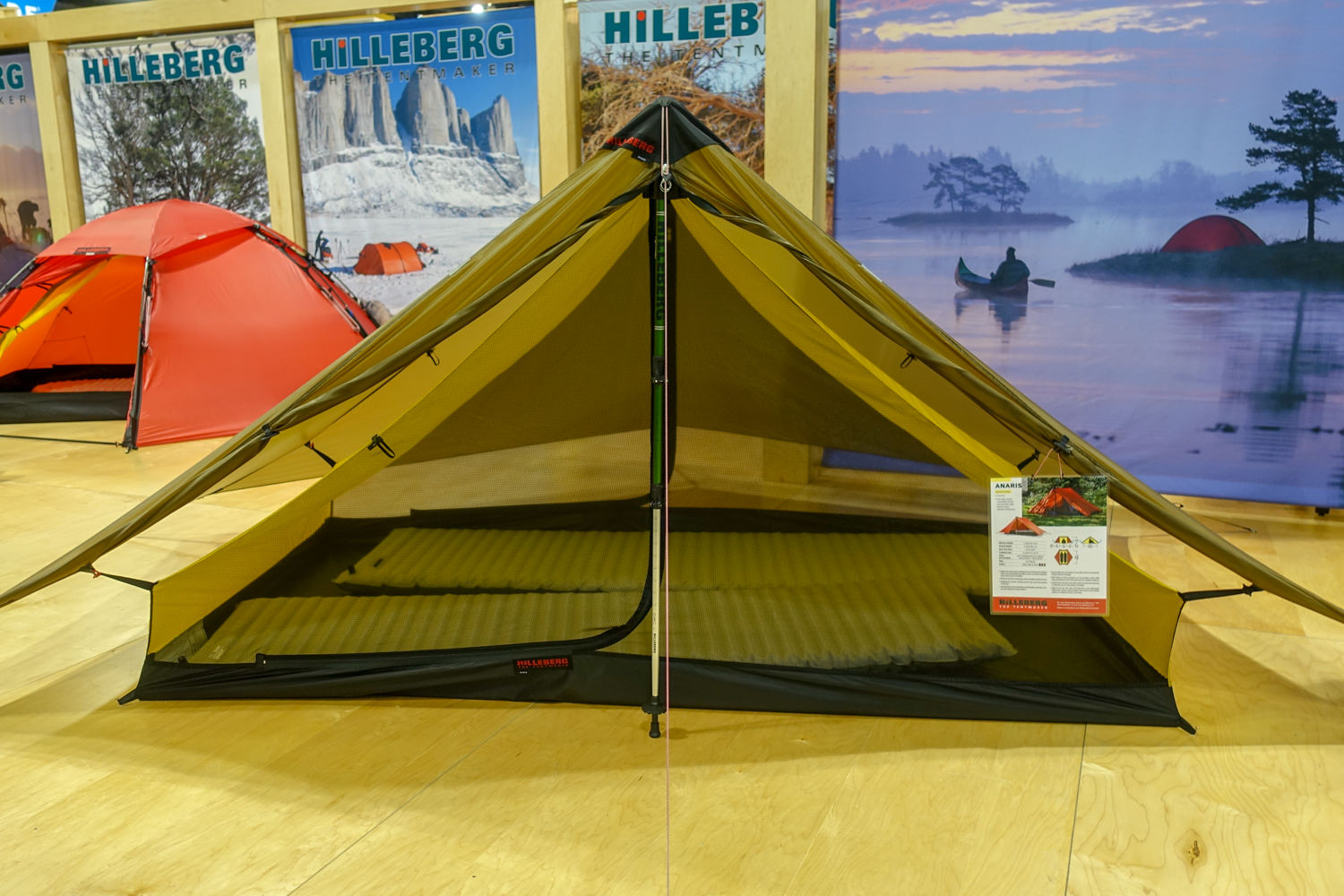 Best Backpacking Tents 2020.35 New And Exciting Products From Outdoor Retailer 2019