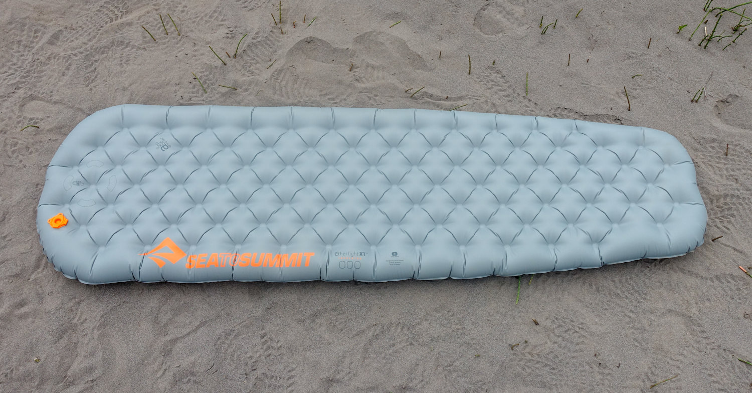 Sea To Summit Ether Light Xt Insulated Sleeping Pad Review