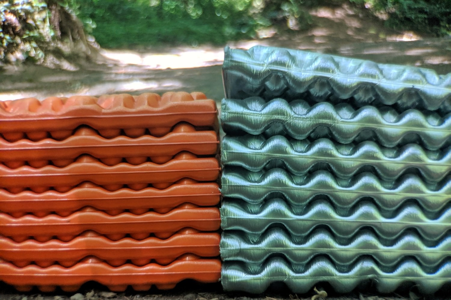 Therm-a-Rest Z Lite Sol vs  NEMO Switchback Review — CleverHiker