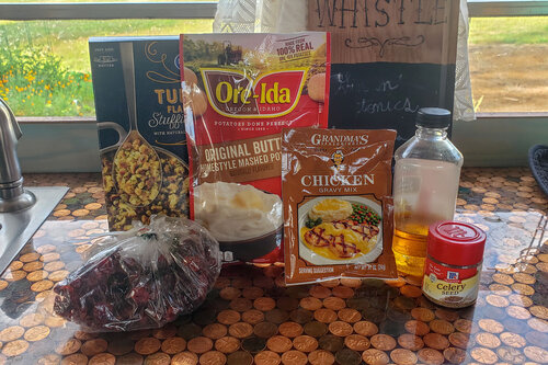 Backpacking Meal Recipes & Food