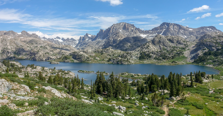 Titcomb Basin Backpacking Guide - Wind River Range, WY — CleverHiker