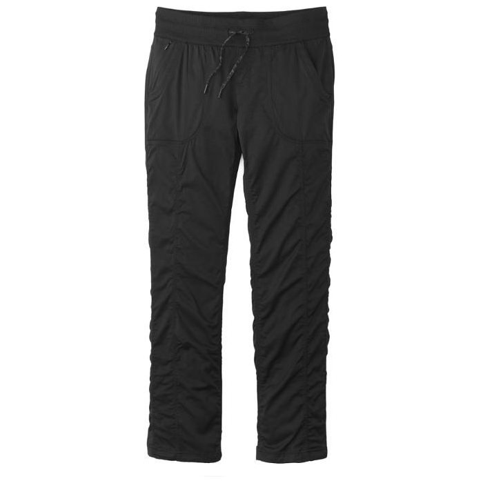 Outdoor Elastic Wasit Quick Dry Stretch UPF 50 Zipper Pockets Capris Anteef Womens Hiking Pants