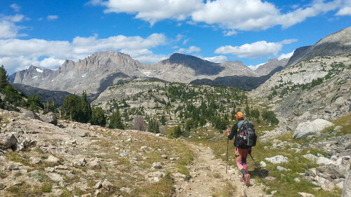 A Quick Guide To Thru Hiking The Continental Divide Trail Cleverhiker