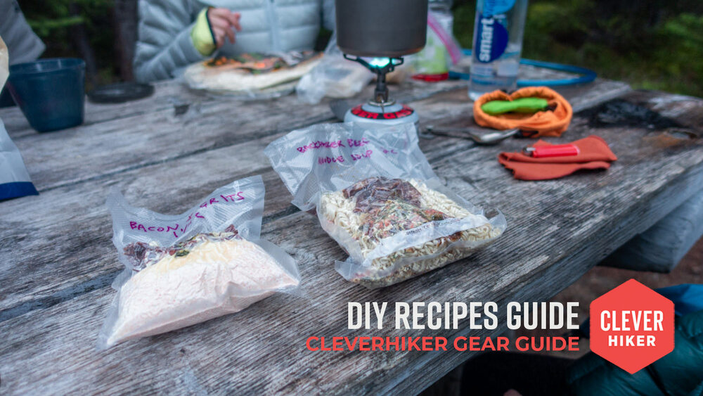 Backpacking Meal Recipes Food