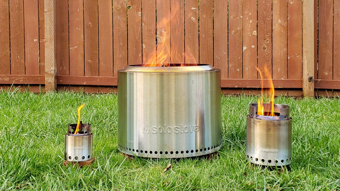 Solo Stove Ranger Fire Pit - Moosejaw - Solo Stove Ranger Fire Pit