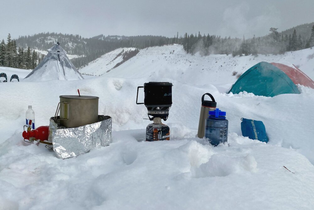 Check out our Winter Camping Checklist for more details on gear that performs well in the cold