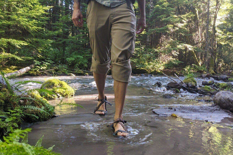 Men/'s Outdoor Baskets Respirant Chaussures De Randonnée Trekking Trail Water Sandals New