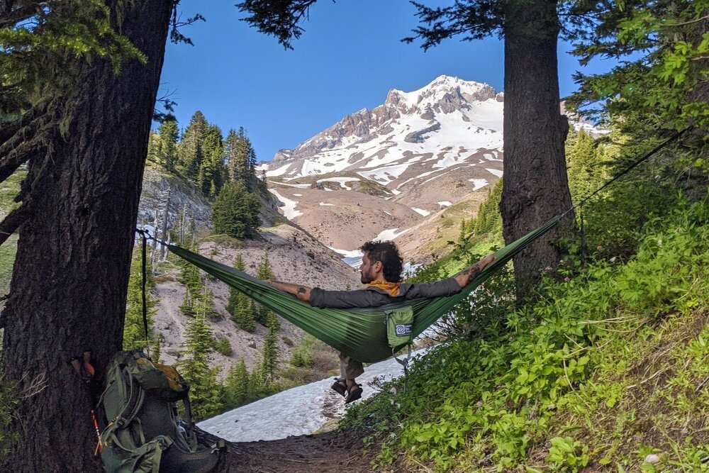 The  ENO Doublenest Hammock  is our favorite 2-person hammock, and it's on sale for 25% off