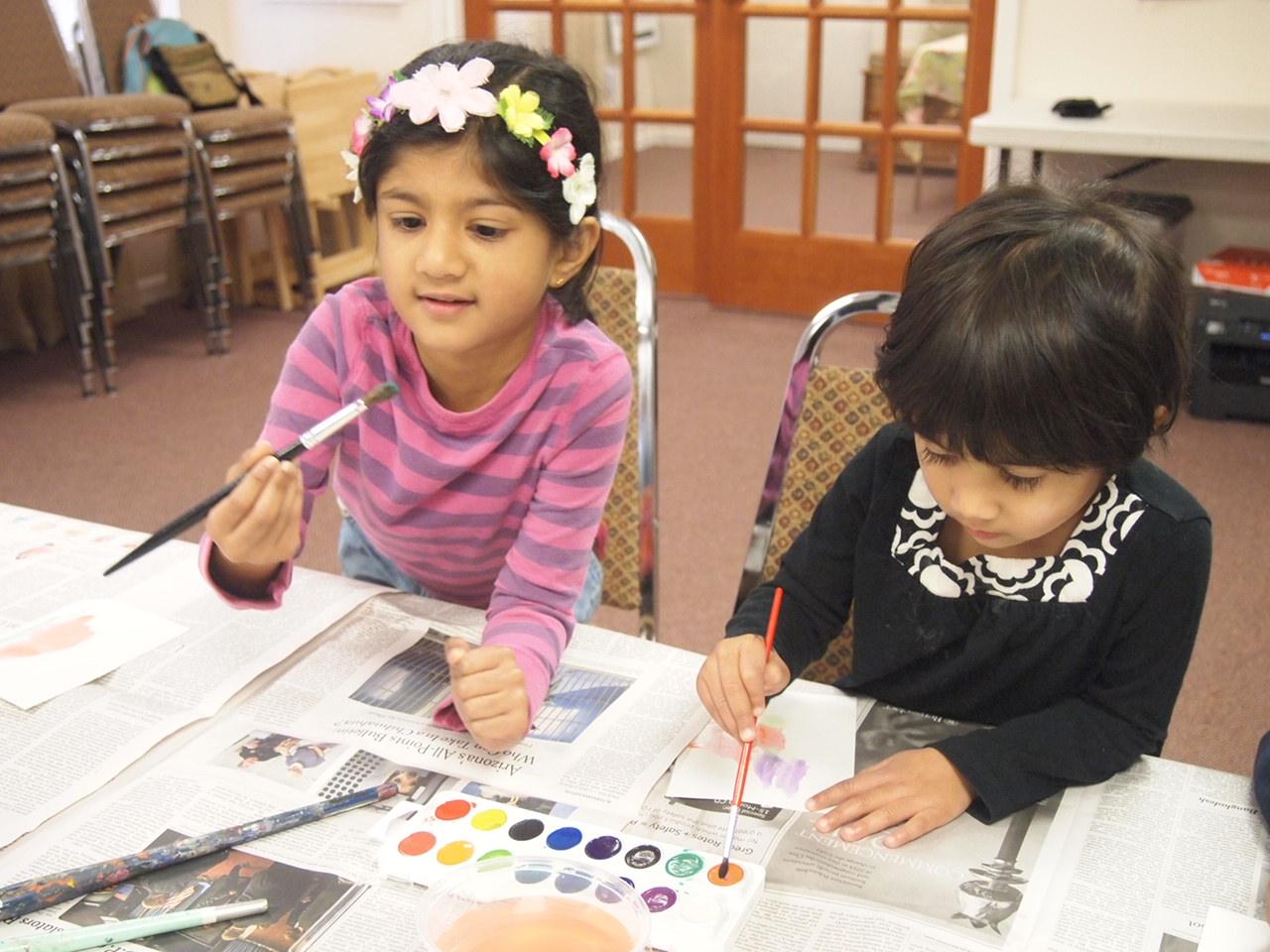 Watercolor Explorations