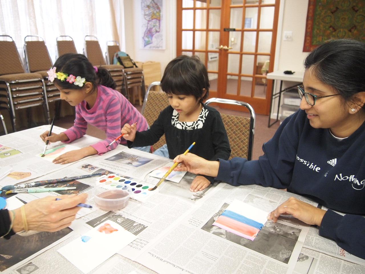 Family Art Workshop
