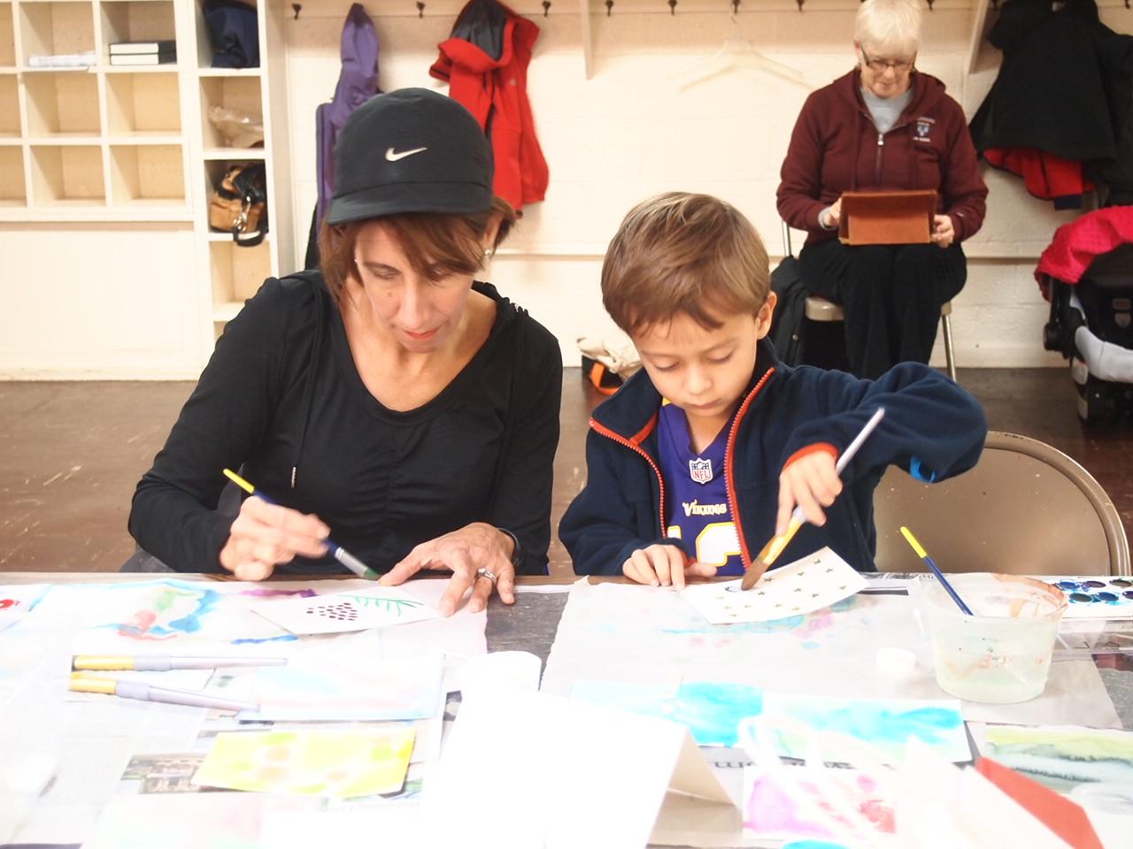 My Art Mom's Art (MaMa) Playgroup