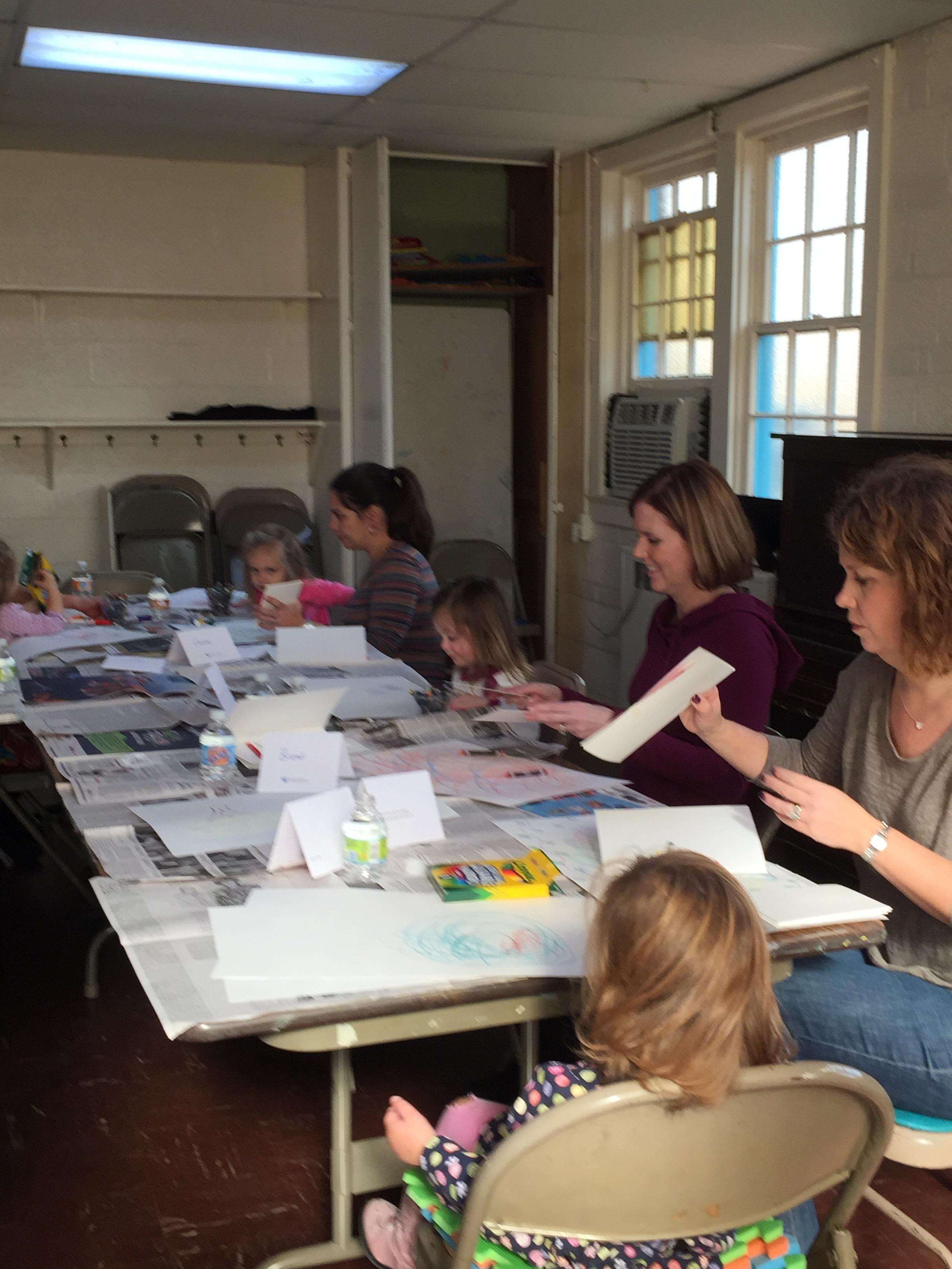 Valentines Holiday Family Workshop