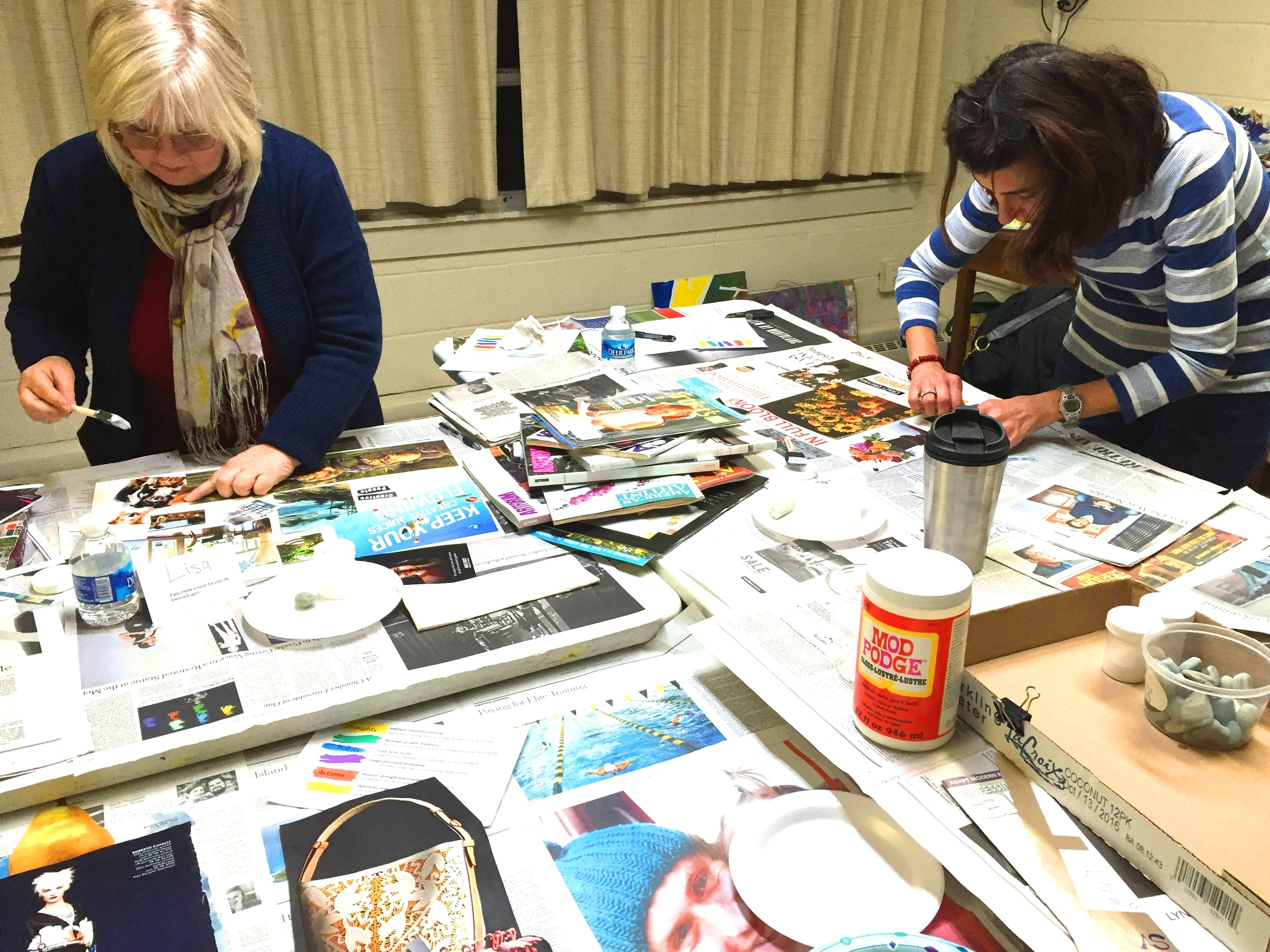 Vision Board Ladies Night Out