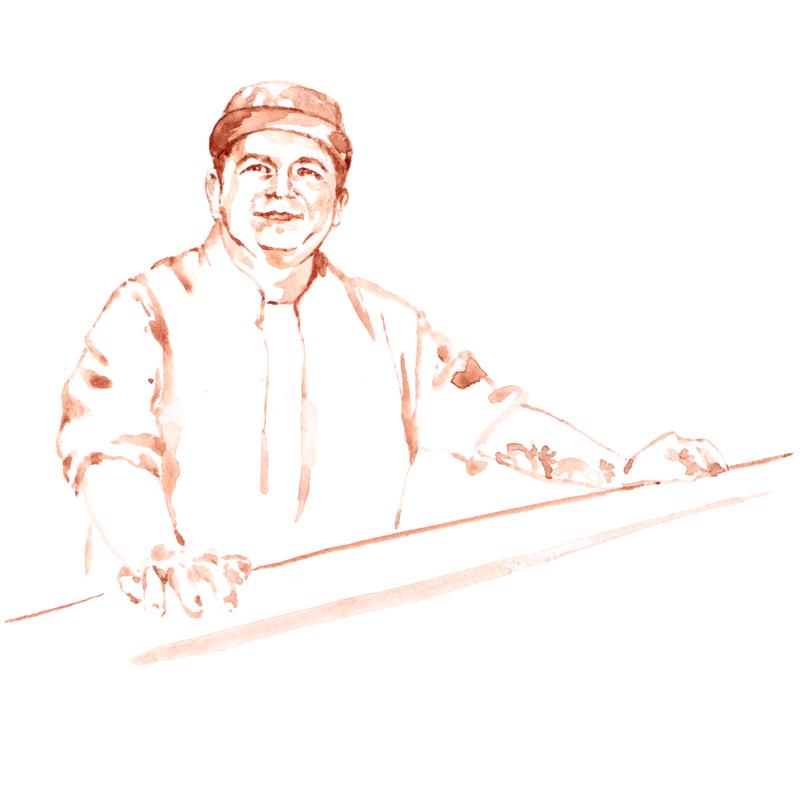 Tim Archuleta, Ichi Sushi + NI Bar