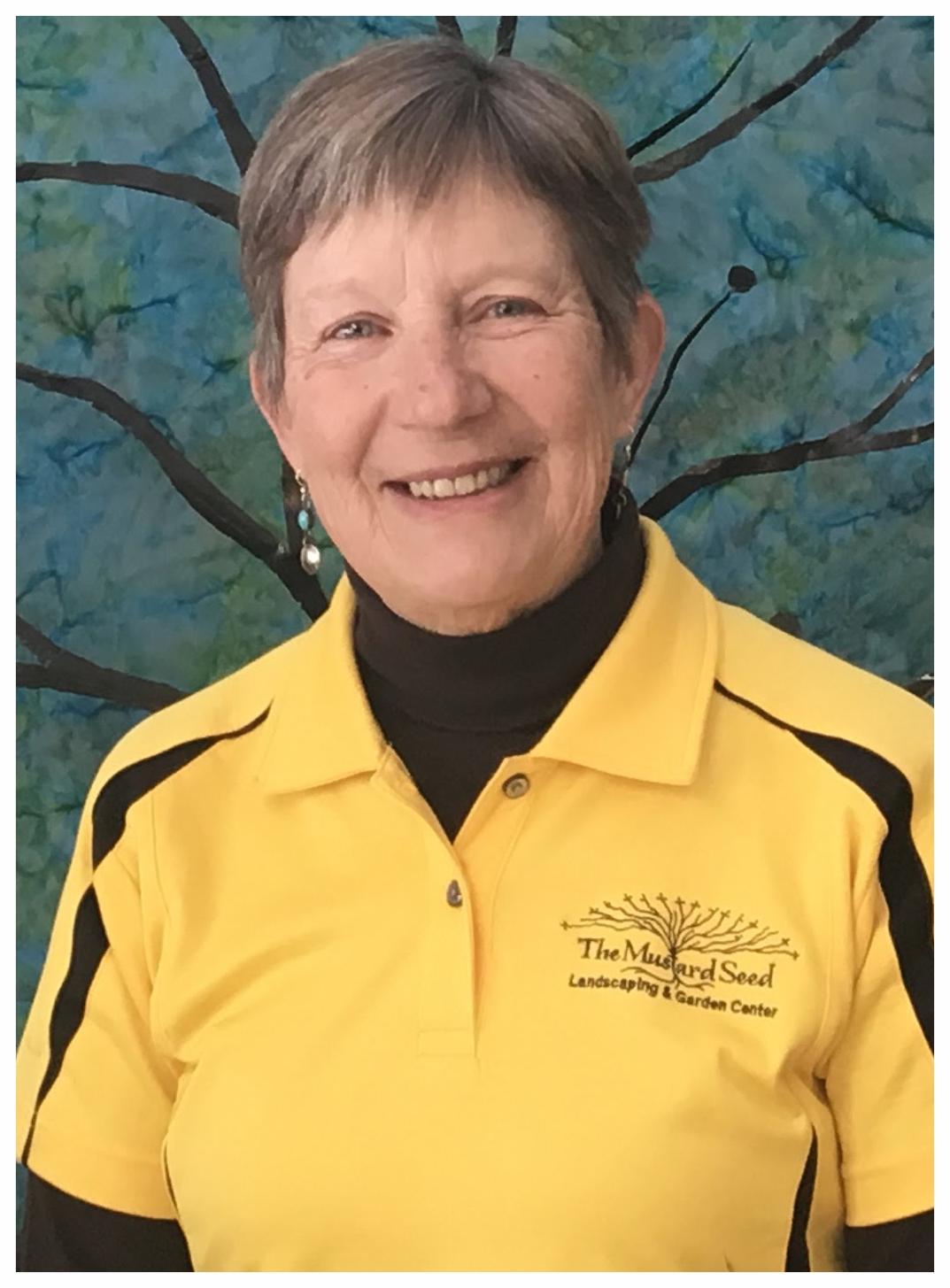 Jill Edwardsen Garden Center Manager