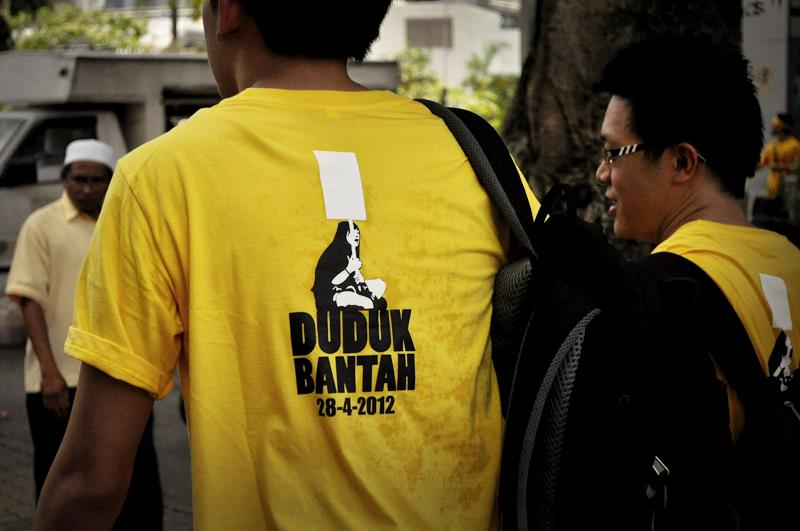 "BERSIH was my ""baptism of fire"" which sparked my political awareness."