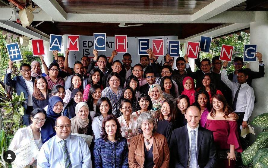 Malaysian Chevening Scholars 2017/2018