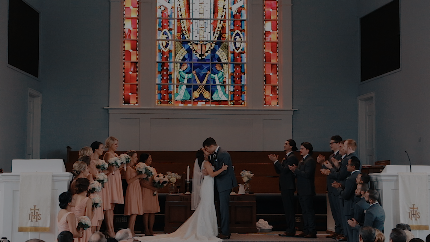 Perfect Production - 10 hours of coverage2 videographers1 drone pilot5 included films2 custom image printed USBs in hand-stained keepsake boxfrom $4,450(click here to learn more)