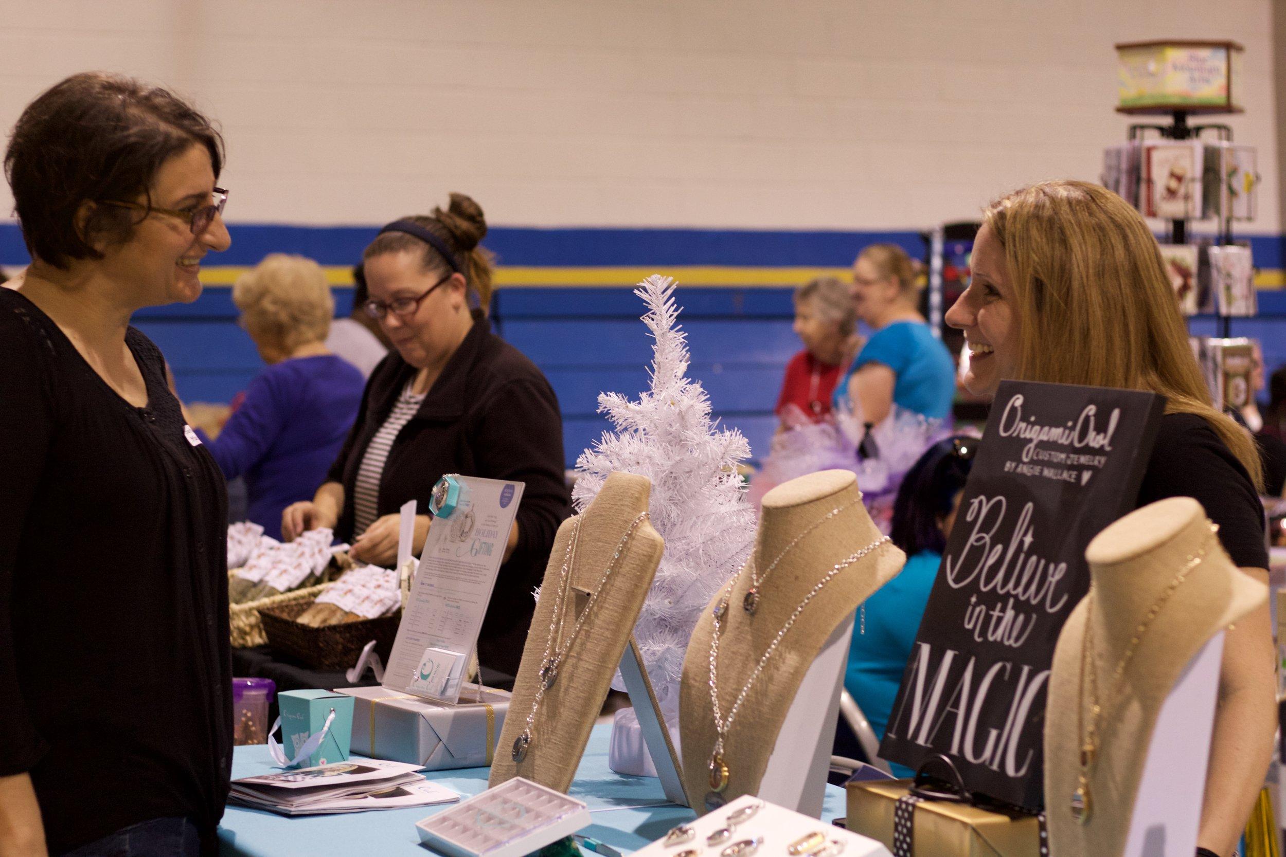 Tidewater Baptist Craft Fair 2016