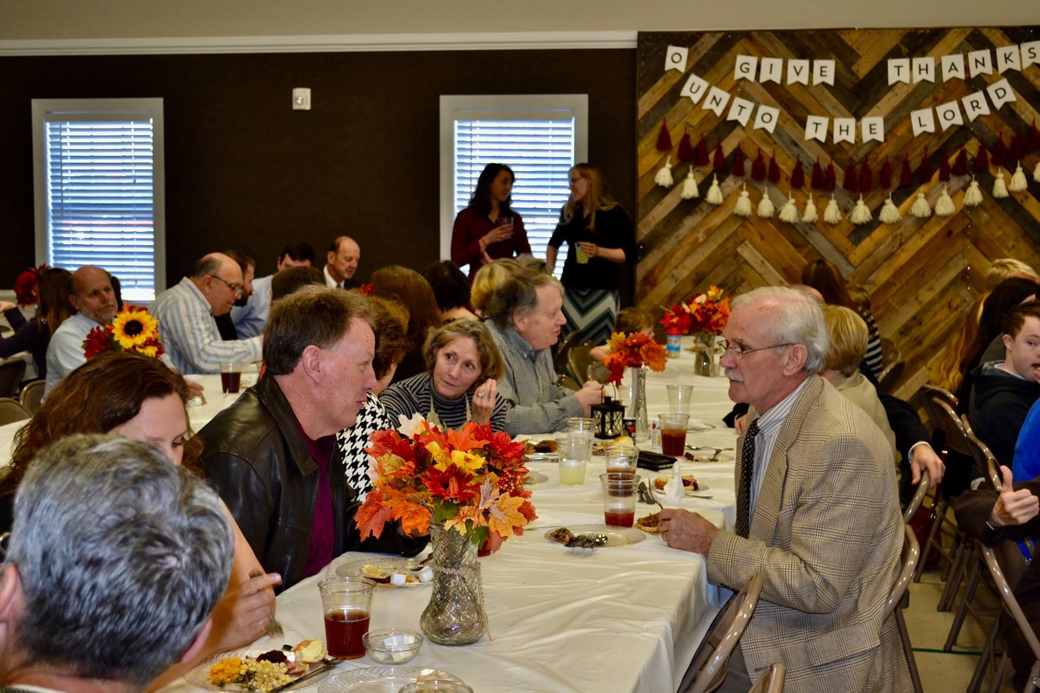 Thanksgiving Dinner 2016