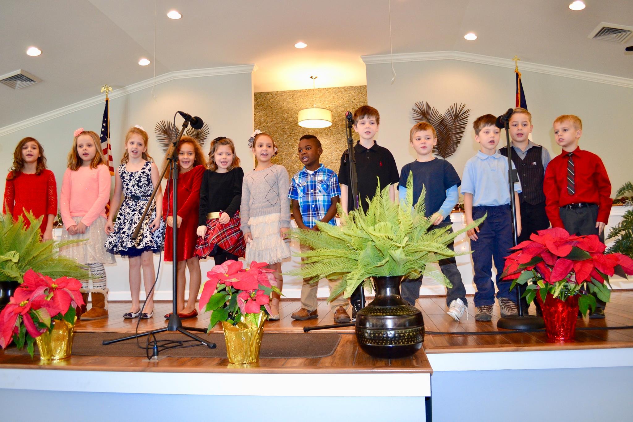 Children's Program 2016