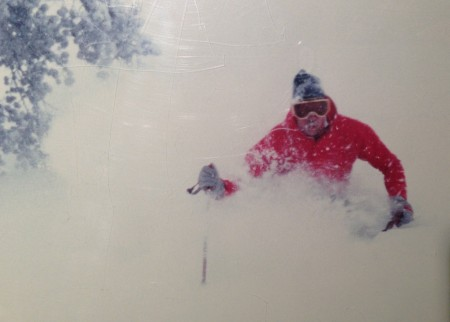 """RBR exercised on a """"good powder day."""""""