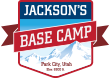 Click on the logo for a link to the Jackson's Base Camp Website.
