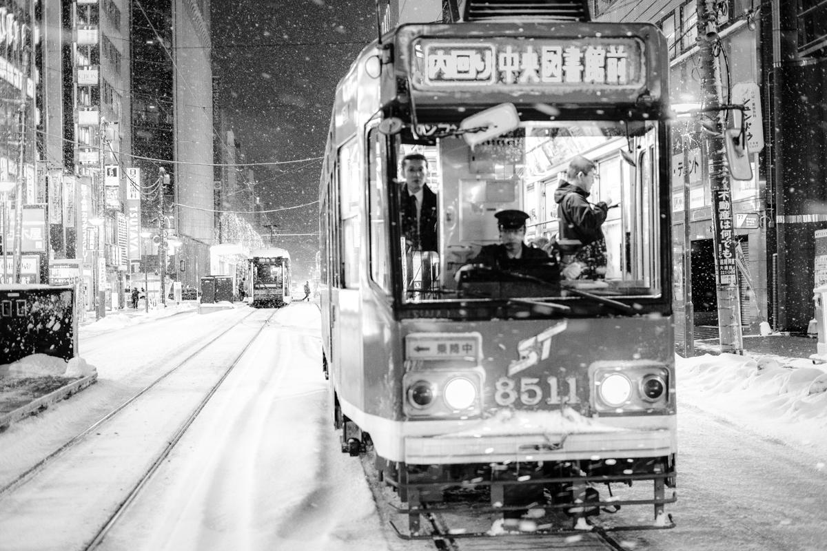 sapporo light rail