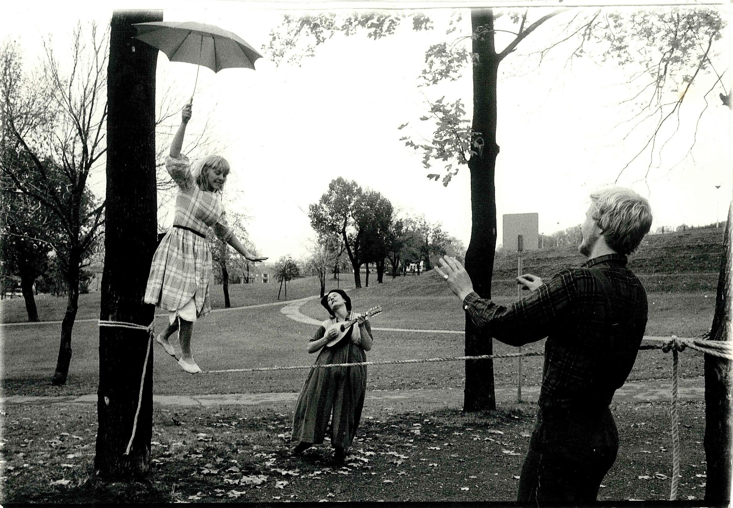 Starting Saltkompagniet (1977)