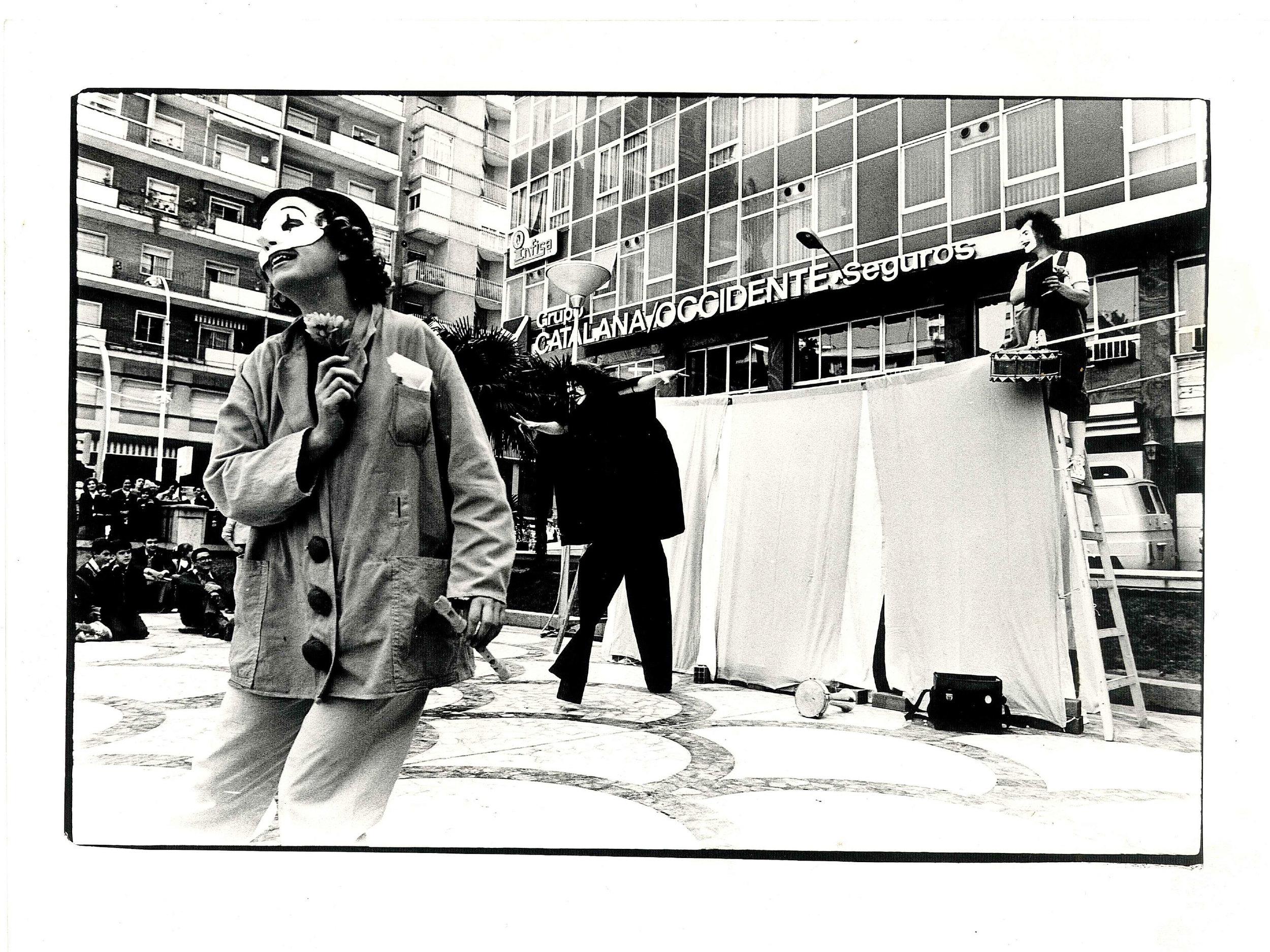 «Uhyret danser» / «The Monster is Dancing» (1979 -81)