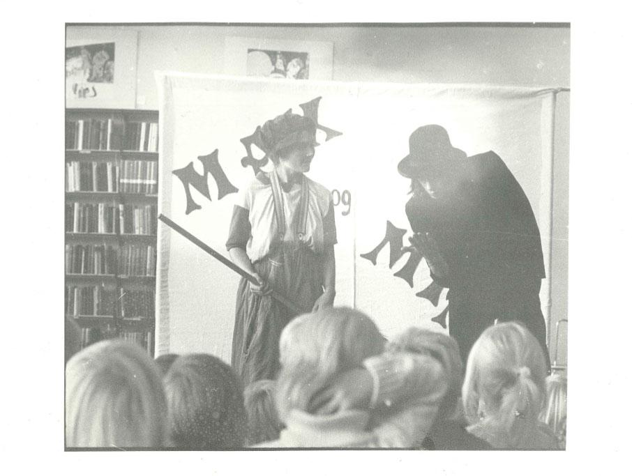 «Klovnegruppen Max og Mini» (1976)