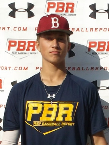 2014 Perfect Game Ohio Valley Top Prospect.