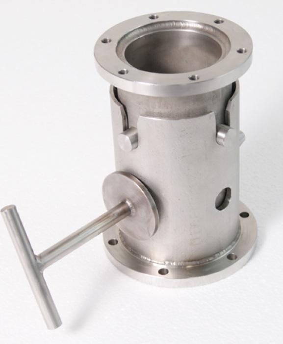 MetroSTAB stainless steel rotating metrology stab and lock pin