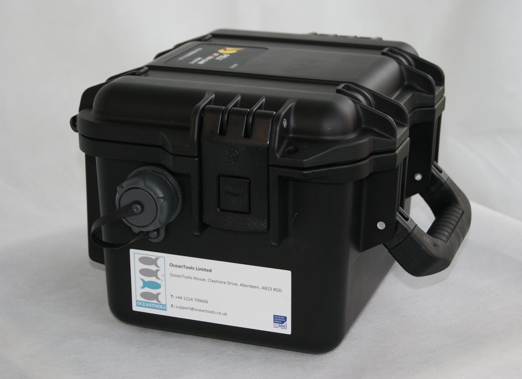 OceanPACK waterproof IP67 surface battery pack