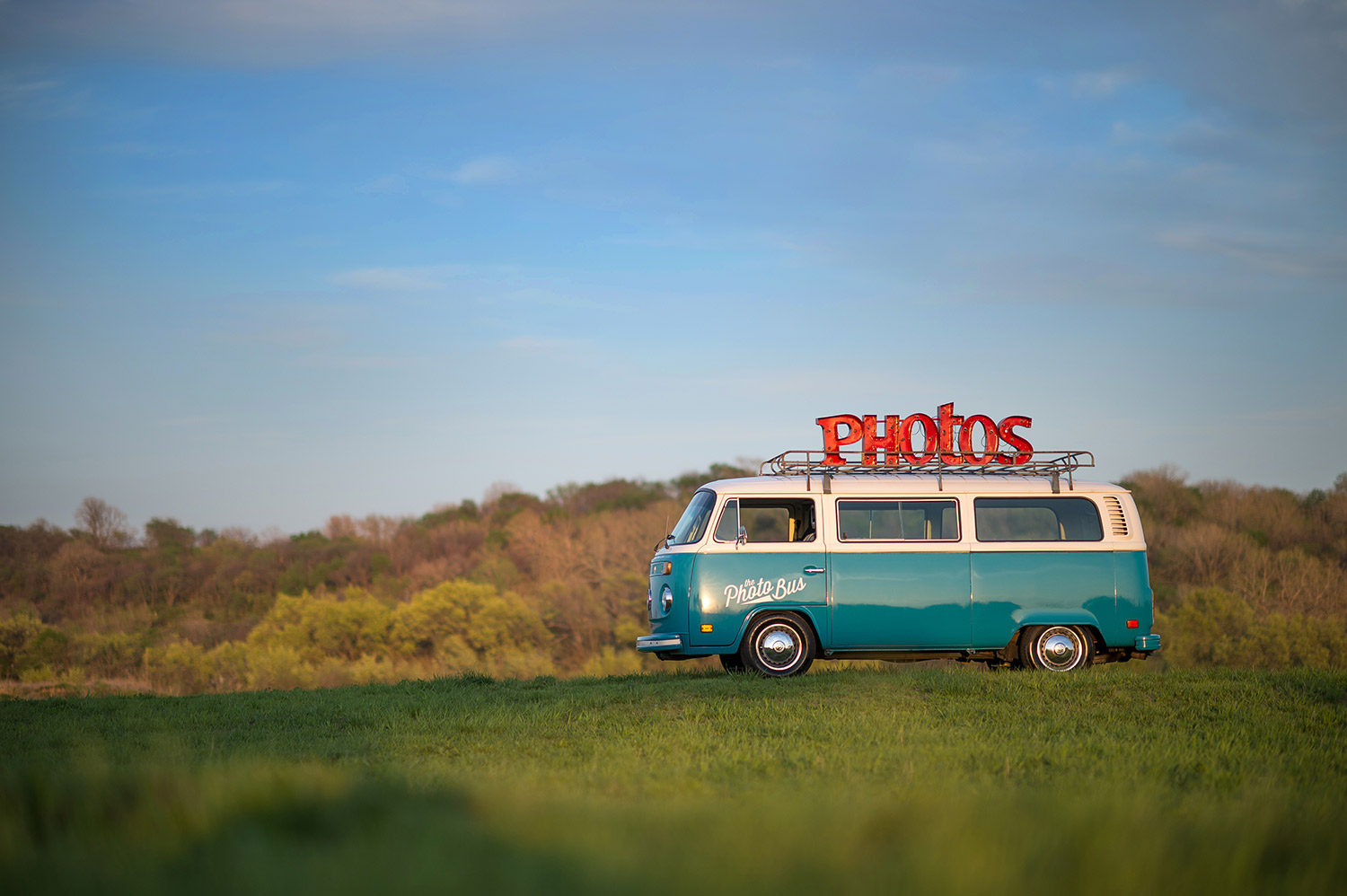 The Photo Bus DFW - A Mobile Photo Booth in a Vintage VW Bus