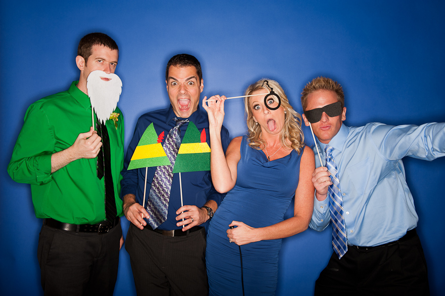 Photo booth corporate ideas party dallas