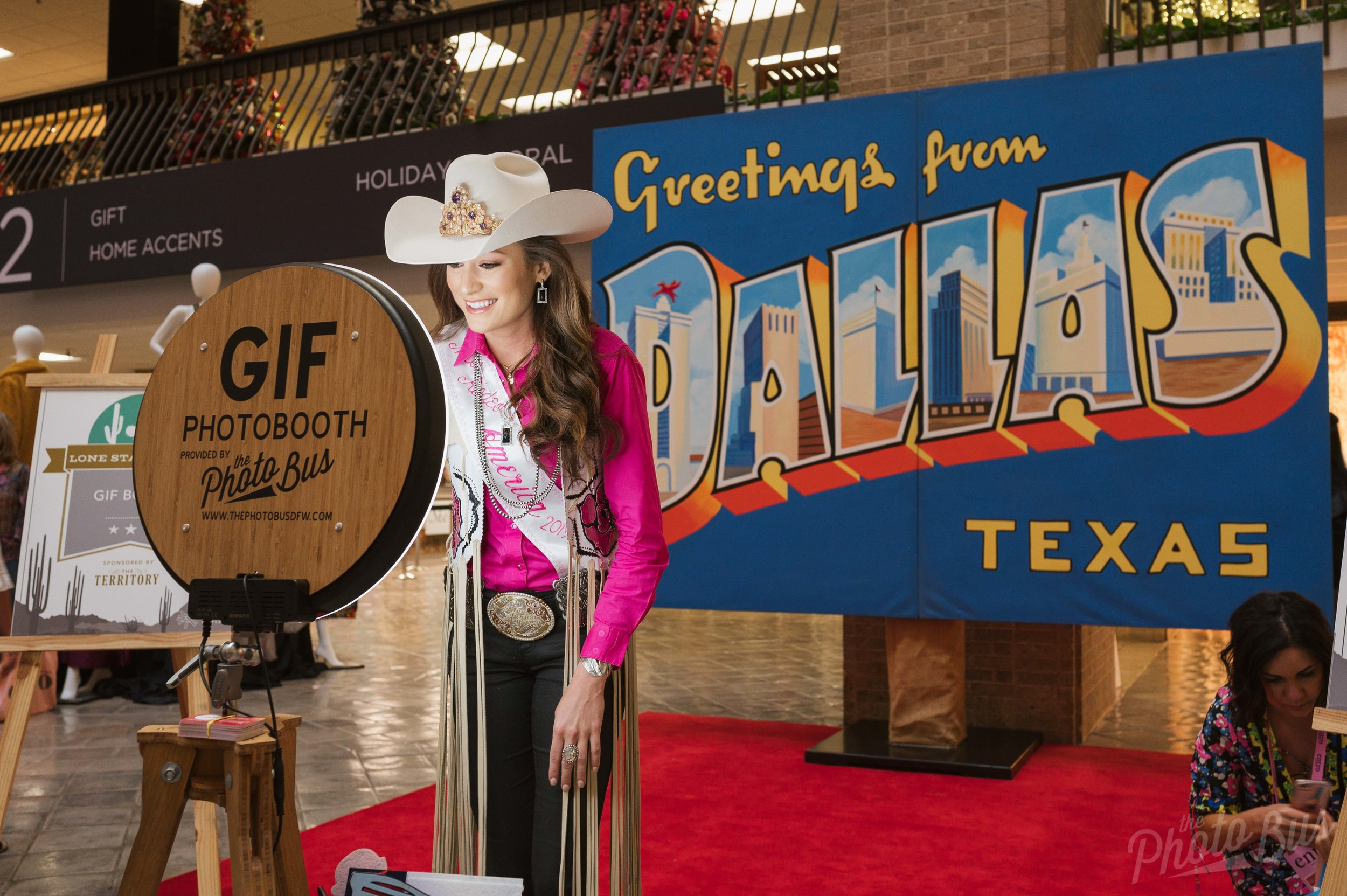 GIF Booth Rental Dallas