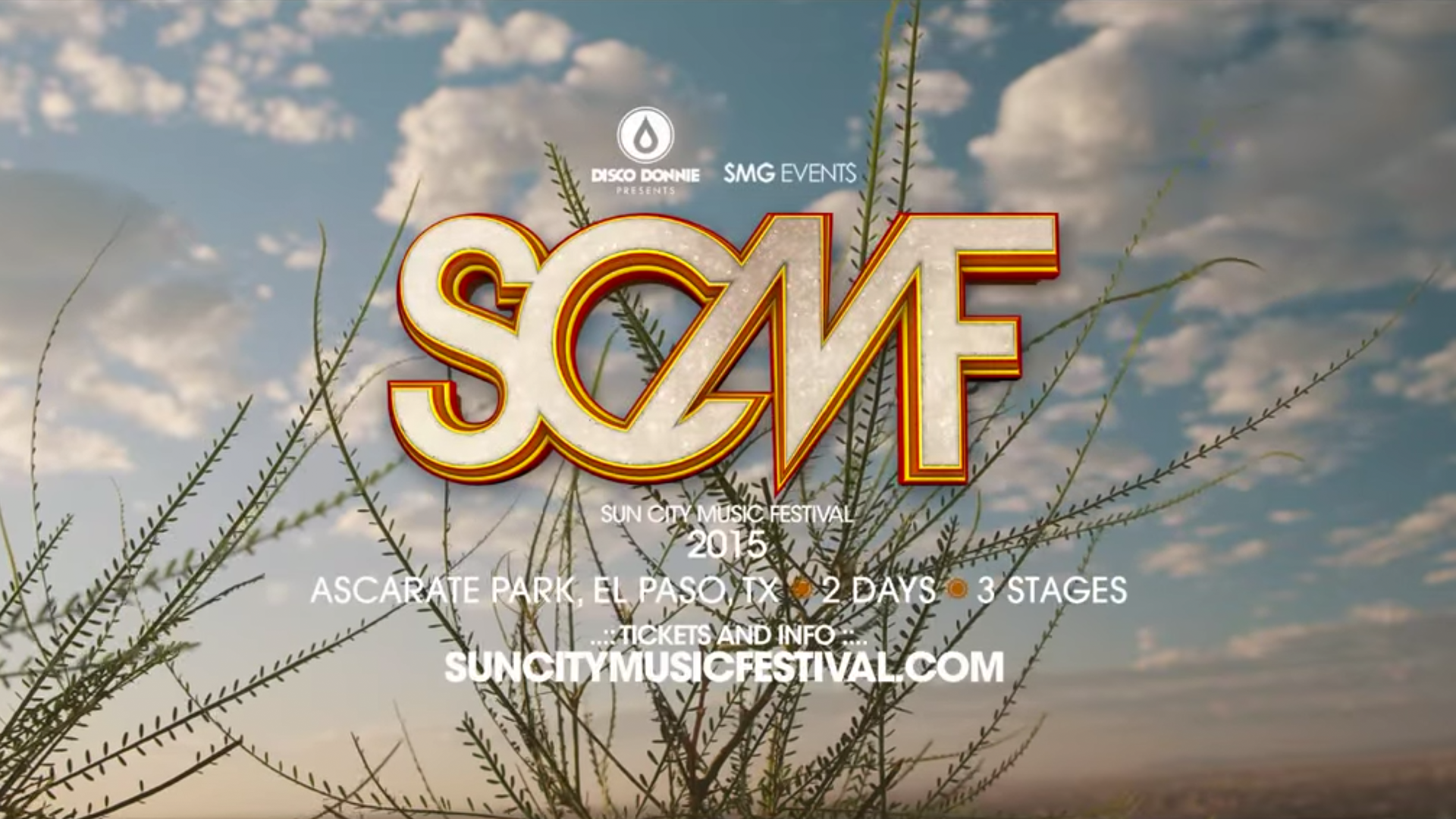 Sun City Music Festival2015 Trailer